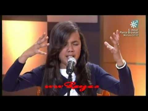 Pilar Bogado / Sevillanas , A mi padre / A su edad es un referente en el flamencos