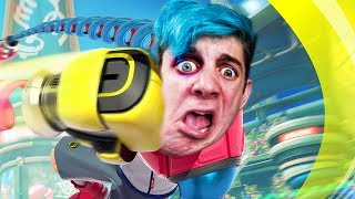 BIG BOI PUNCHES | Arms w/ Mark