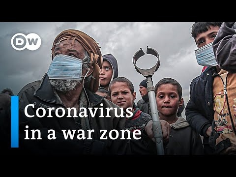 How Syria's war-torn Idlib is dealing with coronavirus | DW News