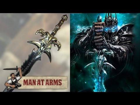 The Lich King'S Frostmourne (World of Warcraft)