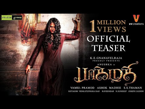Bhaagamathie Official Teaser