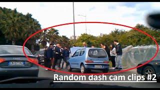 Random Dash Cam Clips Napoli #2 (Driving In Italy)