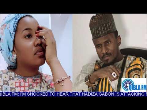 Nazir Sarkin Waka: Na yi mamakin jin Hadiza Gabon ta ...