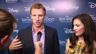 Brave - Cast and Crew at D23
