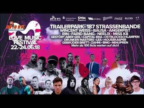 Borderline Vs Der Hoffi AKA Troops Vs Leigh Johnson @ Love Music Festival Magdeburg 23 06 18