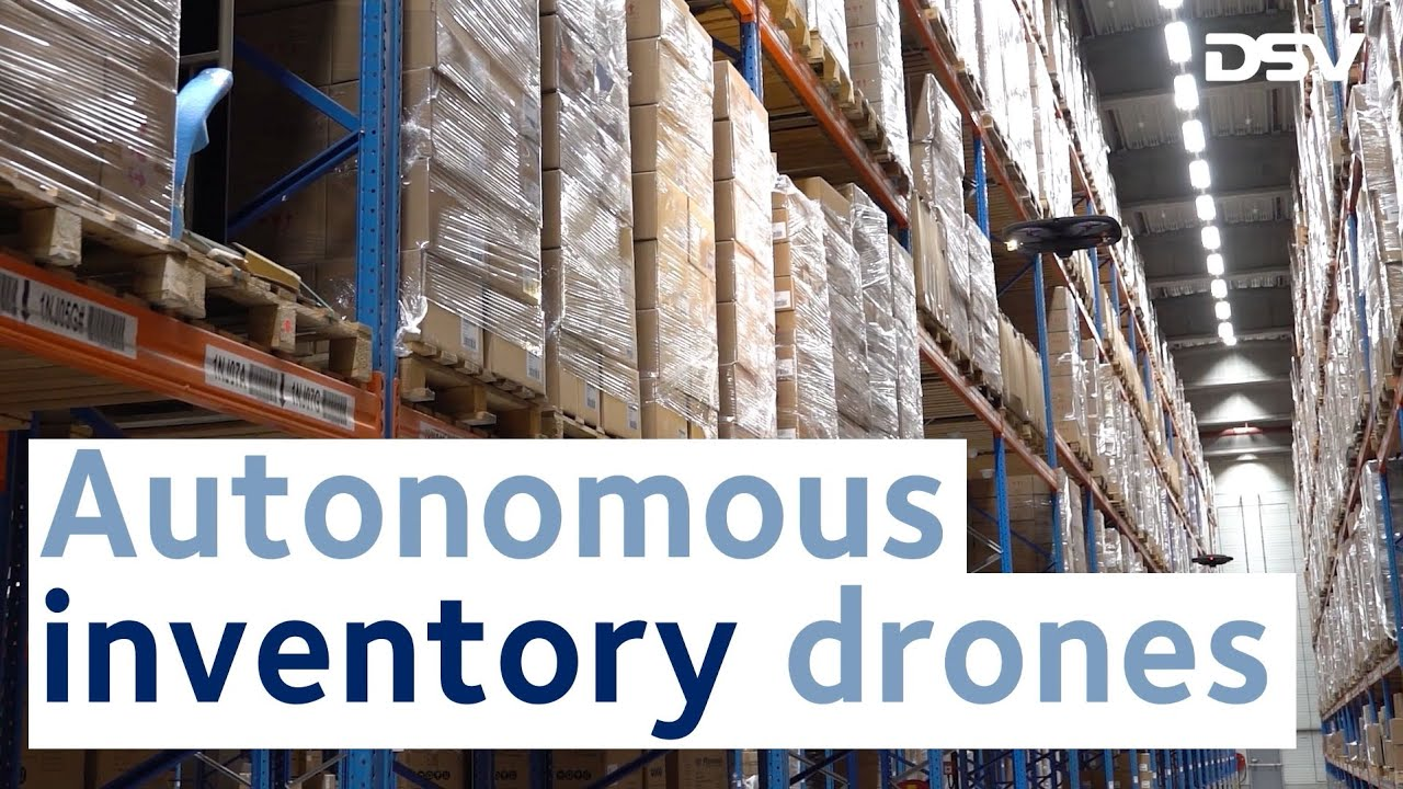 Video: see Verity & DSV's package scanning drones in action