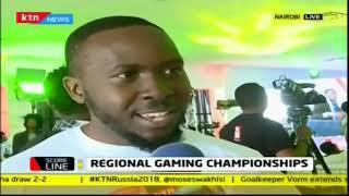 Sixth Edition of Regional Gaming Championships in Nairobi | KTN News Scoreline