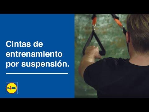 Cintas De Entrenamiento Por Suspensión - Lidl España