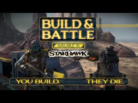Starhawk - Architect of Destruction a Love trailer