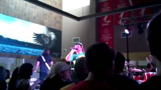 Getaway by Summertime Dropouts - Live (Warroad, MN - June 10, 2012)