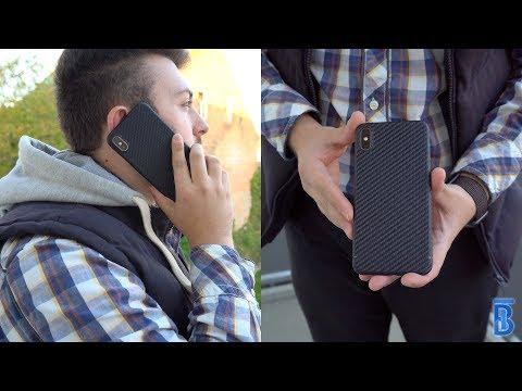 Echt Carbon Case für das iPhone XS & XS MAX! - touchbenny