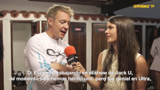 Interview Diplo  AmnesiaTV 2014