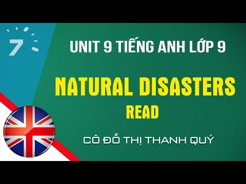 TIẾNG ANH 9 - UNIT 10 - READ - TA7yrs