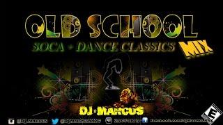 Old School SOCA & R&B Mix| DJ Marcus