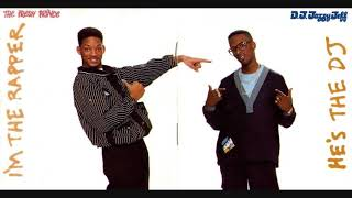 LP Cut: DJ On The Wheels - DJ Jazzy Jeff and The Fresh Prince, 1988 - Jive Records
