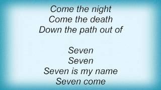 Danzig - 777 Lyrics