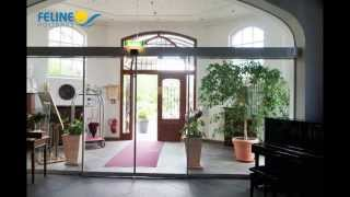 preview picture of video 'Hotel Altes Gymnasium, Husum - Feline Holidays'
