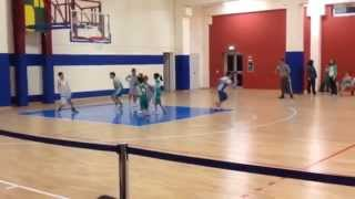 preview picture of video '[14-12-2013] Ricky basket aquilotti. Amichevole US Acli Goss - Nova Milanese'