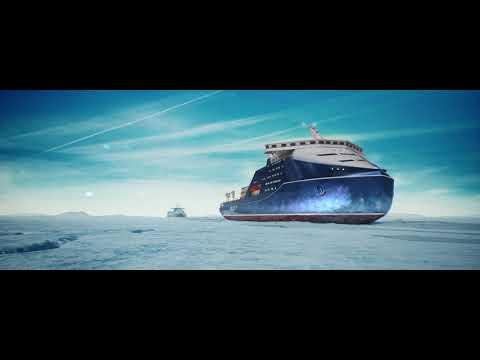 Rusija predstavila najveći i najmoćniji nuklearni ledolomac