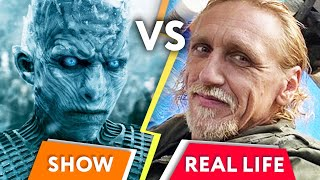 Actors Who Look Totally Different From Their GoT Characters |⭐ OSSA Radar