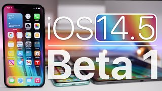 iOS 14.5 Beta 1 is Out! - What's New?