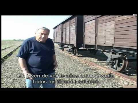 Ovadia Baruj - Arribo a Auschwitz