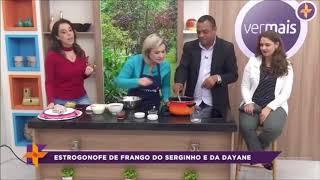 Aprenda a fazer um estronofe de frango!