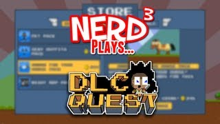 Nerd³ Plays... DLC Quest