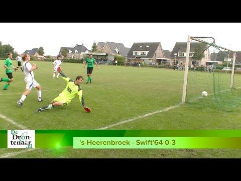 VIDEO | Geen beste competitie-ouverture van Swift'64 bij 's-Heerenbroek, wel winst
