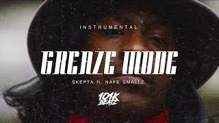 🔥 Skepta   'Greaze Mode' Ft. Nafe Smallz INSTRUMENTAL (reprod. By 101K) 🔥