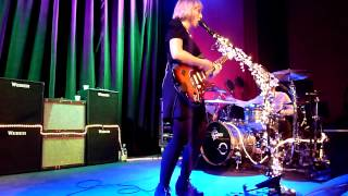 The Joy Formidable - Ostrich live @ The Chapel , SF - November 20, 2012