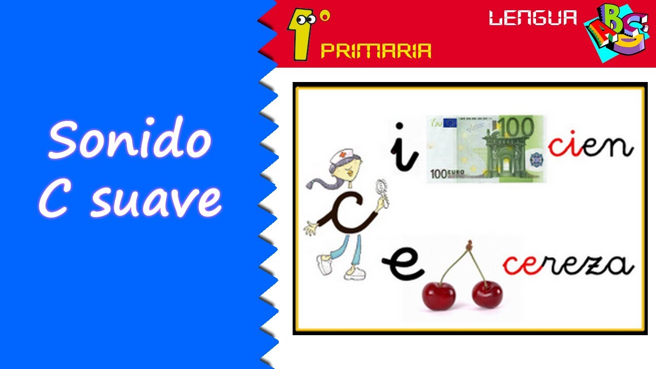 Lengua Castellana. 1º Primaria. Tema 5: Sonido C suave (ce, ci)