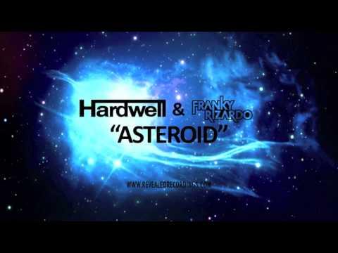 Hardwell & Franky Rizardo - Asteroid (TEASER)