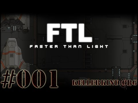 FTL: Faster than Light [HD|60FPS] #001 – Schneller als das Licht ★ Let's Play FTL: Faster than Light