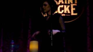 Anna Nalick - Kiss Them For Me - 01-25-11 - Saint Rocke - 9 of 10
