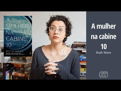 A mulher na cabine 10 (Ruth Ware) - Epílogo Literatura