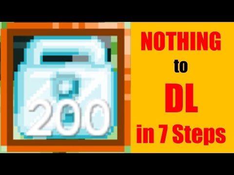 Video Growtopia #70 From Nothing to DL in 7 Steps