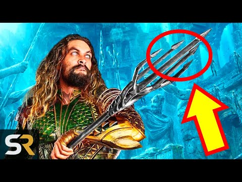 8 Aquaman Movie Theories So Crazy They Might Be True