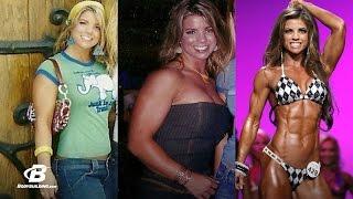 Jen Jewells Fitness Model Transformation | Lost 45 Lbs & 21% Bodyfat