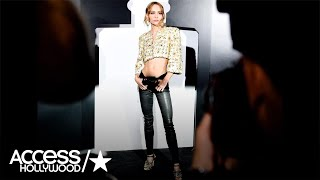 Lily-Rose Depp: How She's Following In Mom's Fashionable Footsteps   Access Hollywood