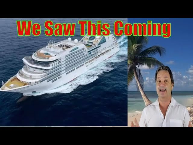 More Cruise Lines Stop Sailing to Antigua