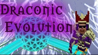 how to make a draconic energy core