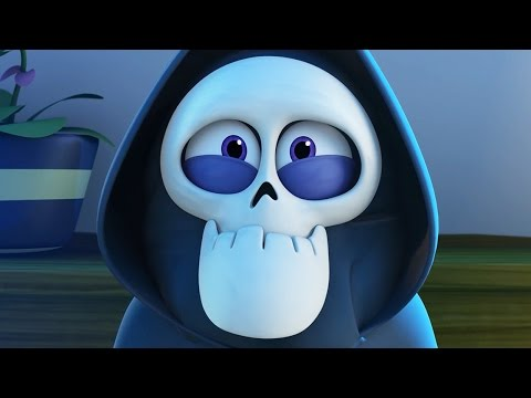 Funny Animated Cartoon | Spookiz Brand New Teacher 스푸키즈 | Cartoon For Children
