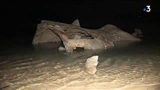 Wissant : un sous-marin allemand de la Première guerre mondiale resurgit sur la plage