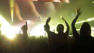 Above & Beyond - Holding On (Maor Levi) Live @ Veld Music Festival 2013