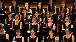 EVOKX and SUTD Choir | Prayer of St. Francis by Allen Pote