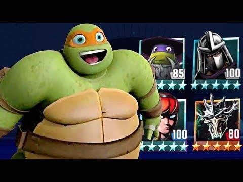 Ninja Turtles Legends PVP HD Episode - 456 #TMNT