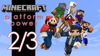 Minecraft Platform Power - Game 2 of 3