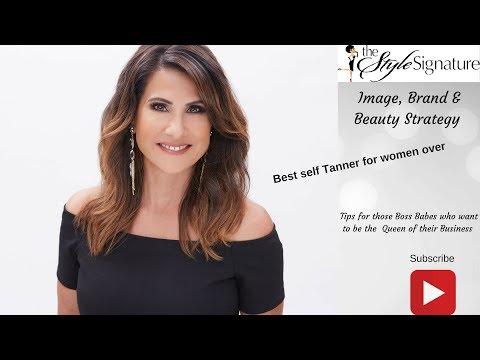 Best Self Tanner For Women Over 40