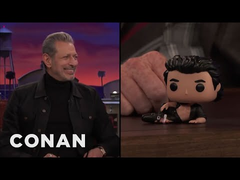 Jeff Goldblum Loves His
